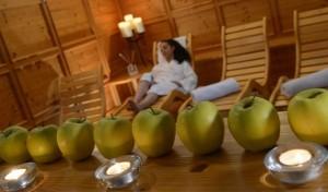 Centro benessere di Hotel Letizia