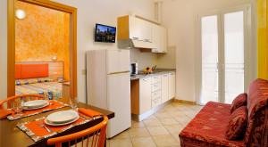 Appartamento in Residence Alma