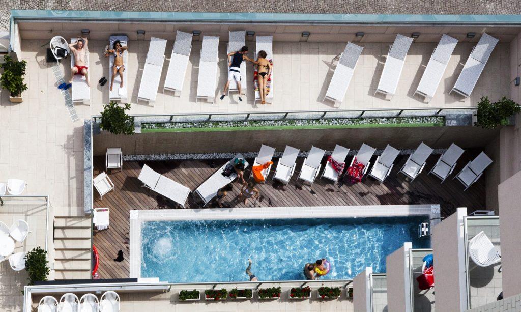 Piscina Hotel Terminal Palace